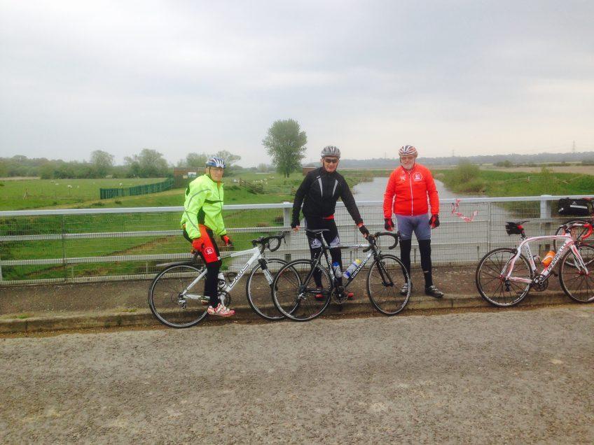 VC Roubaix visit, phase 2.