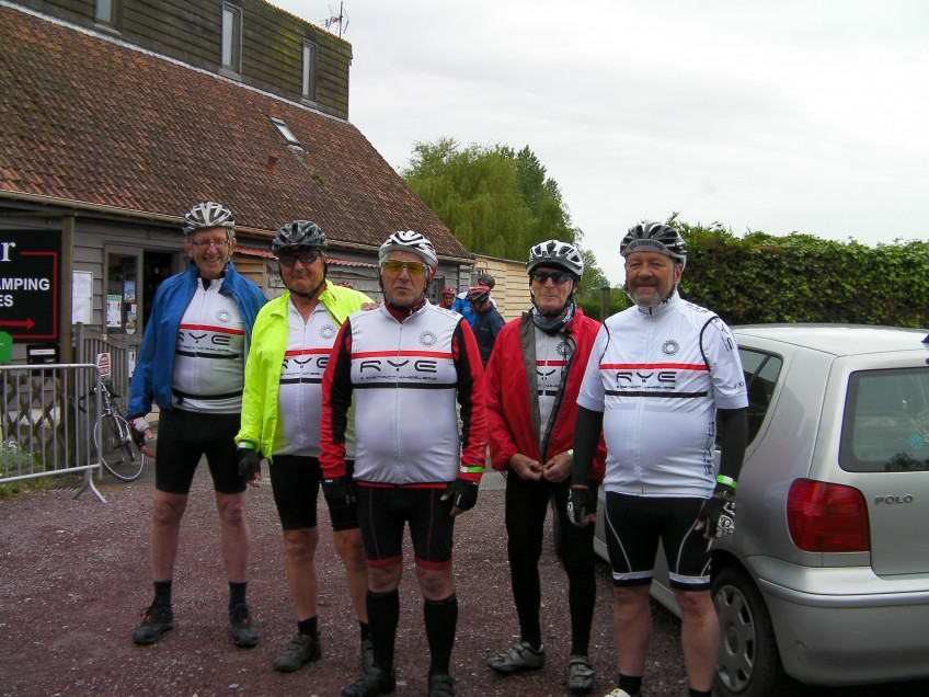 Club Friday Ride, 29-07-2018.