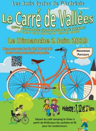 Le Carre de Vallees 2019, 02-06-2019.