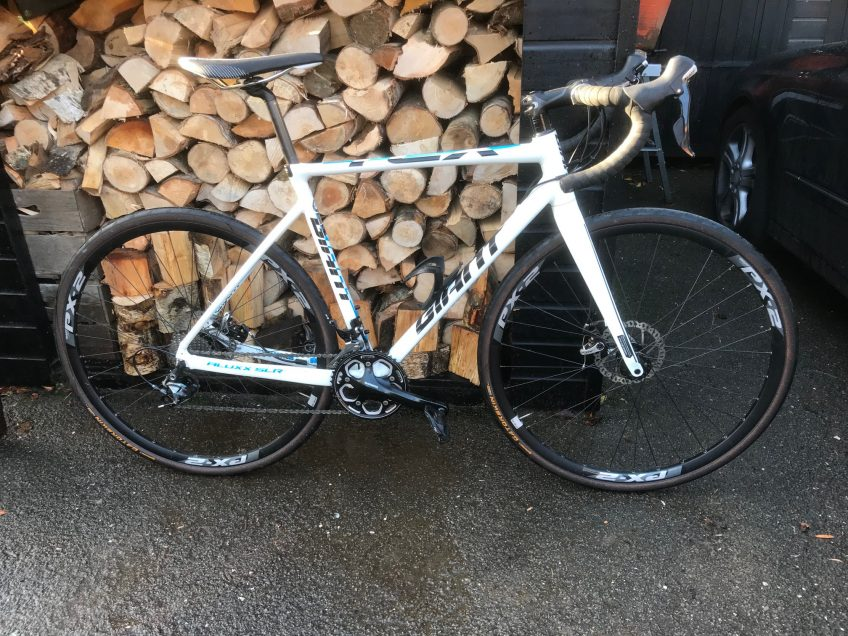 Giant TCX Cyclo Cross for sale.